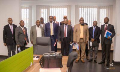 RDC : les entreprises de transport s'engagent à accompagner la mise en application de la loi sur la sous-traitance !