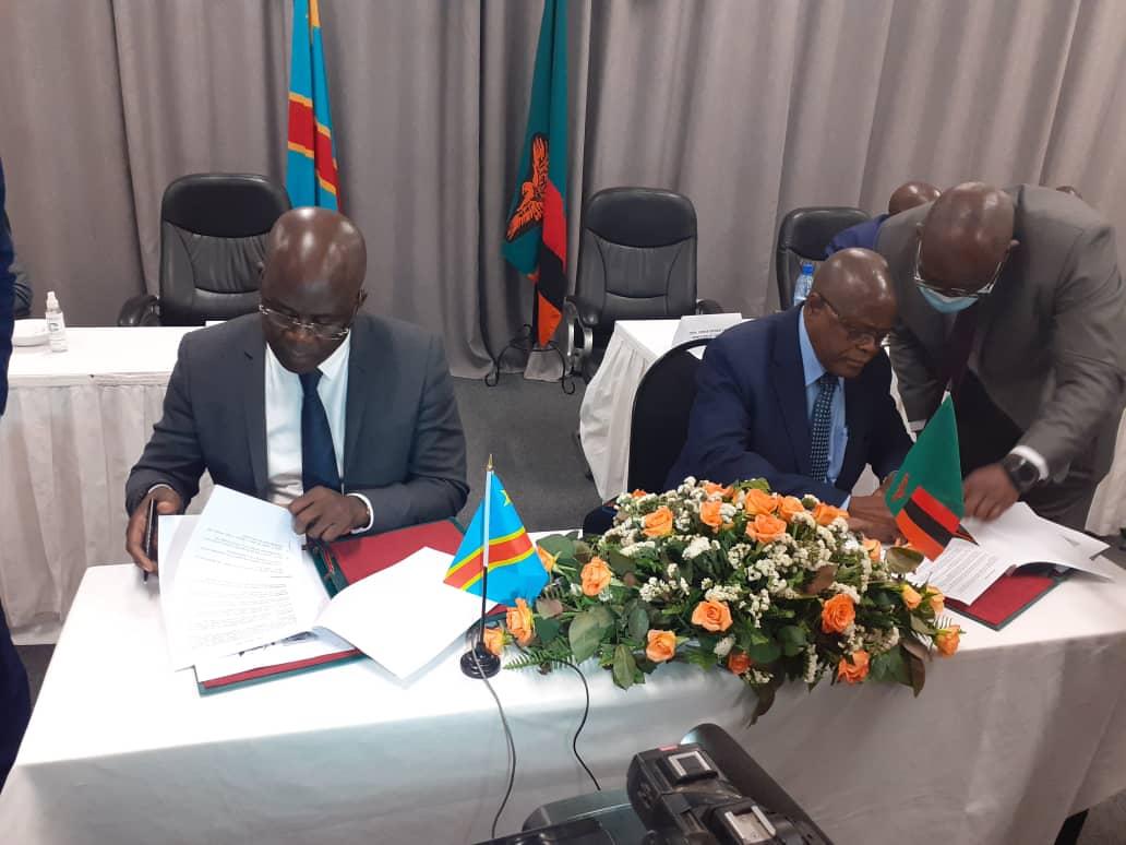 RDC-Zambie : dix mesures conjointes arrêtées pour renforcer le Commerce bilatéral ! 1