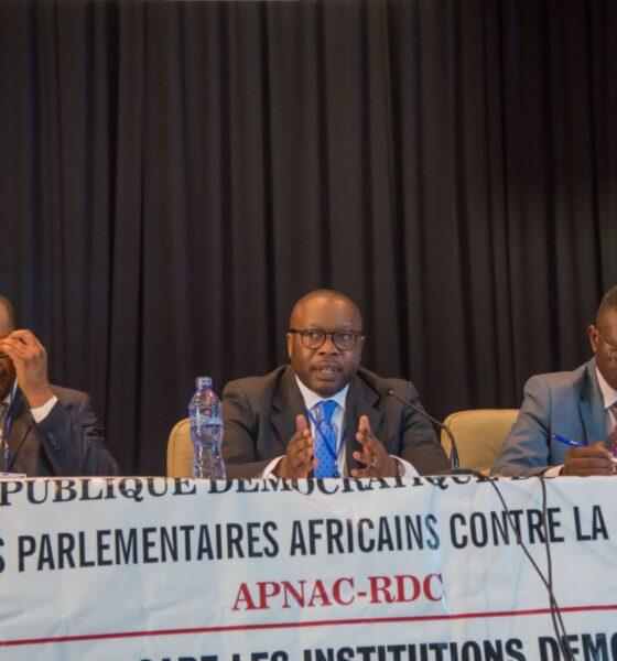 RDC: l'APNAC lance deux numéros verts pour dénoncer des actes de corruption 18