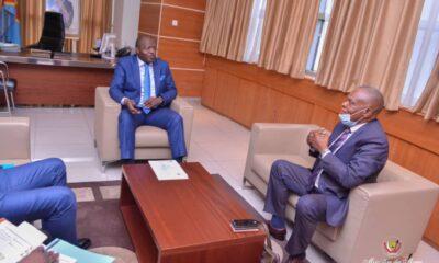 RDC: une délégation du Lualaba saisit le ministre des mines sur le litige des 357 maisons de Tenke Fungurume 2