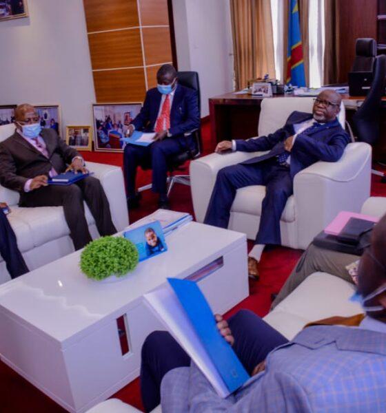 RDC : Jean-Baudouin Mayo examine les options de dotation de fonds publics à l'ARE et l'ANSER 17
