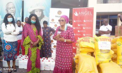 RDC : Angels Cosmetics distribue de vivres et non vivres à quelques confessions religieuses de Kinshasa ! 99