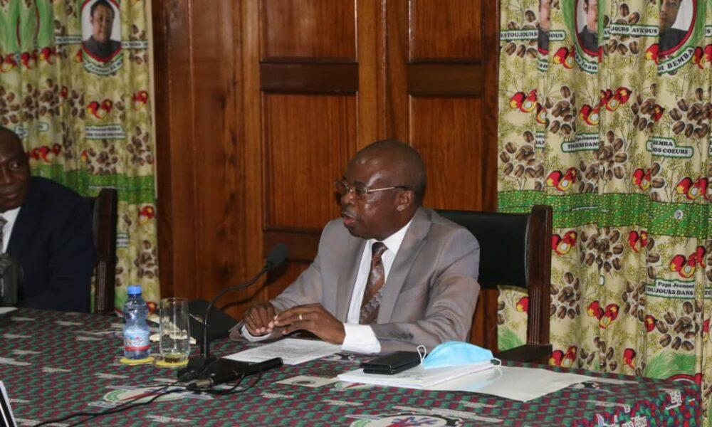 RDC : les membres de la FEC invités à se conformer aux nouvelles modalités de codification du numéro d'identification nationale ! 4