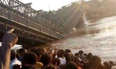RDC: Plusieurs morts dans l'effondrement d'un pont en pleine ville de Tshikapa au Kasaï! 47
