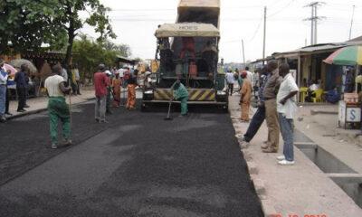 RDC : le FONER décaisse 550 000 dollars USD pour la réhabilitation de la voirie urbaine à Kisangani! 50