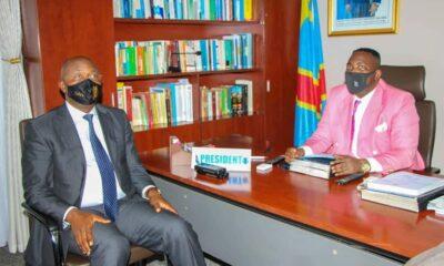 Kinshasa: le projet d'édit budgétaire pour l'exercice 2021 chiffré à 724 milliards CDF 12
