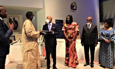 RDC : Assemblée nationale, le BCNUDH fait un don d'équipements de bibliothèque à la Commission des droits de l'homme 29
