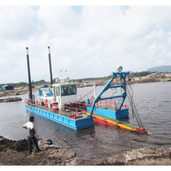 RDC : 10 millions USD pour l'achat d'une drague d'occasion au profit de la Congolaise des voies maritimes 1