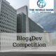 Monde : la Banque Mondiale lance le Concours du meilleur billet, Blog4Dev 2021! 81