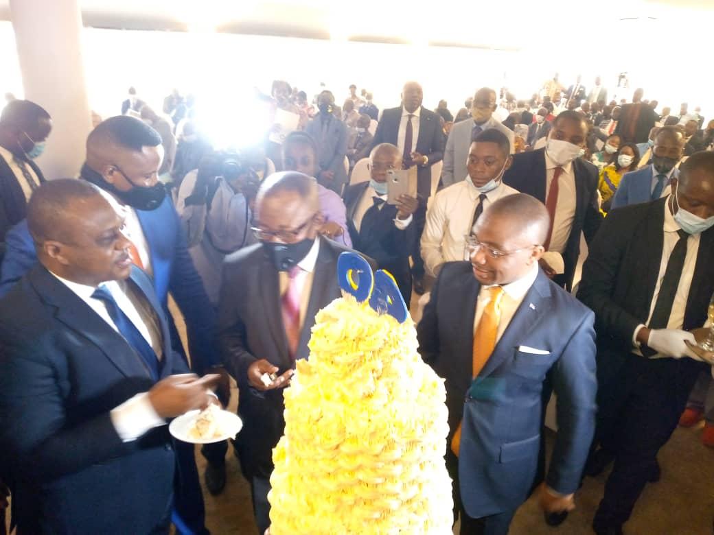 RDC: 40 ans de l'Ogefrem, un parcours sinueux mais riche en réalisations! 5