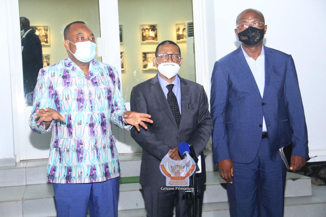 RDC : covid-19, le gouvernement renforce les dispositifs de la riposte! 1