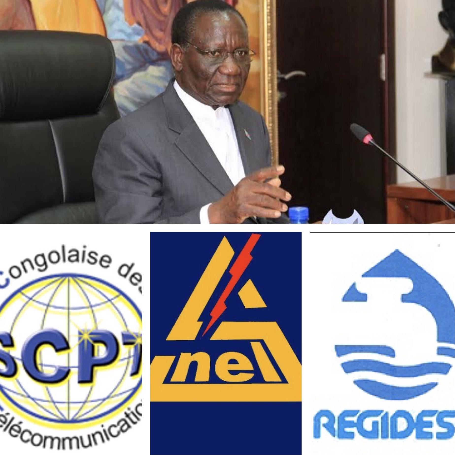 RDC: Ilunkamba encourage la SCTP, la SNEL et la Regideso à œuvrer pour la relance de leur production 1