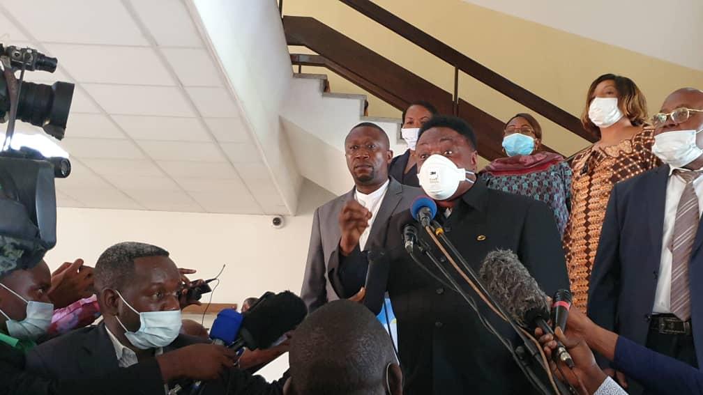 Joseph Olengankoy : «il aurait été souhaitable que le président Tshisekedi consulte d'abord Joseph Kabila» 1