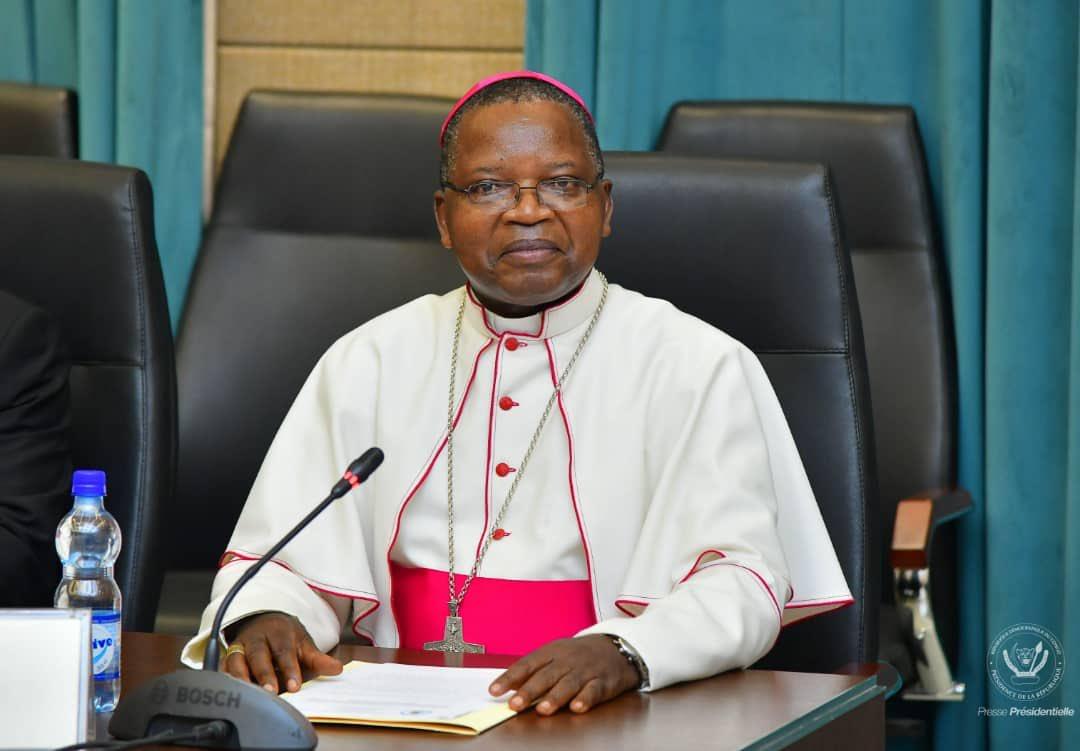 Mgr Utembi : « l'Eglise a toujours été aux côtés de ceux qui concourent au bien-être de l'homme » 1