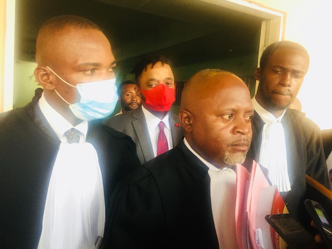RDC : procès Alesh, les avocats de Bracongo rejettent la faute à l'Agence 360! 5
