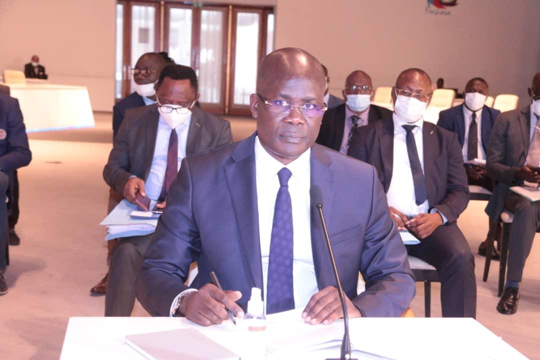 Jean-Lucien Bussa : « lesmesures de régulation prises en 2018 ont été incitatives et promotrices de l'Industrie nationale» 3
