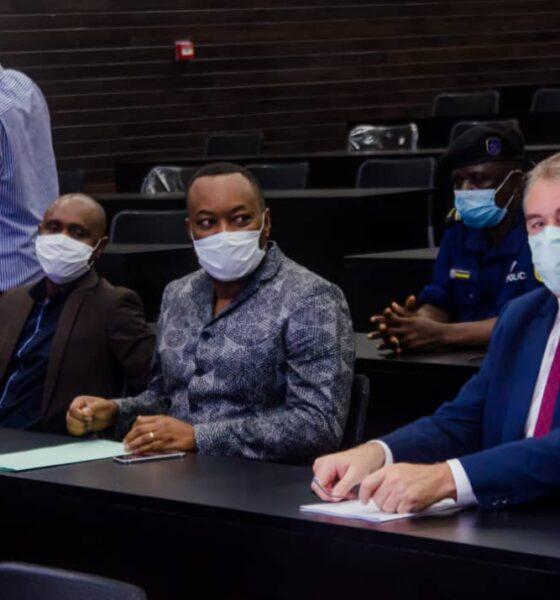 RDC : l'ambassadeur de France et le ministre de la santé font le bilan de la feuille de route de lutte contre Ebola ! 14
