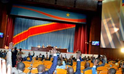 RDC : Le projet de loi portant reddition des comptes 2019 voté à l'Assemblée nationale 108