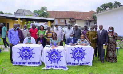 RDC: Les Lignes Maritimes Congolaises honorent 11 de ses agents retraités en 1992 58