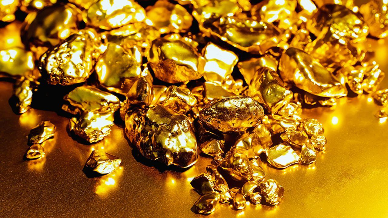 Monde : le prix de l'or baisse de 1,6% sur le marché mondial 1