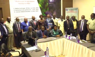 RDC: Kinshasa abrite la 28ème session ordinaire du Fonds pour le patrimoine mondial africain! 106