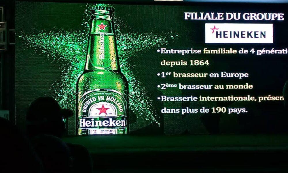 RDC : Bralima investit 11 millions USD pour le brassage de la bière Heineken à Kinshasa 4