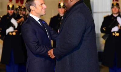 RDC : Tshisekedi et Macron échangent sur trois dossiers majeurs 16