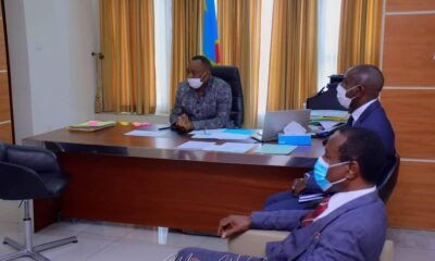 RDC: Dr Eteni Longondo et ONUSIDA s'engagent à renforcer le plaidoyer dans la lutte contre le VIH ! 104