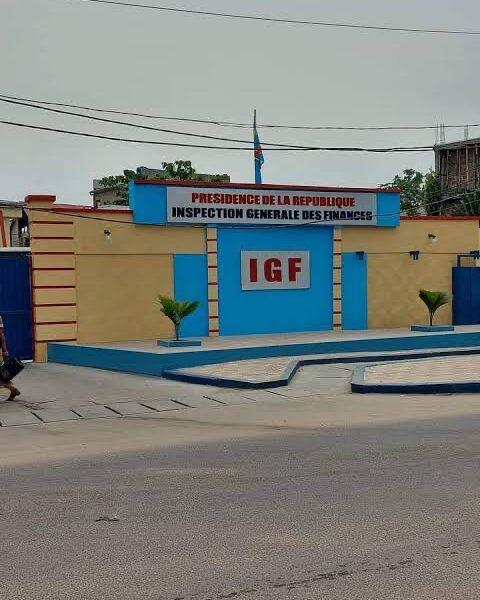 RDC : les services mobilisateurs de recettes publiques ont collecté 413 millions USD en novembre 2020 (IGF) 40