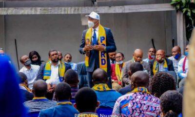 RDC : la crise politique persistante affecte négativement l'économie (Jeunesse PPRD) 7