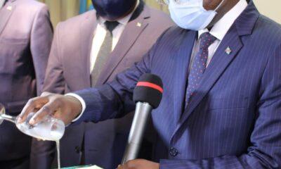 RDC : Claude Nyamugabo propose dans un ouvrage des alternatives pour tirer profit de la ''méga biodiversité'' du pays 51