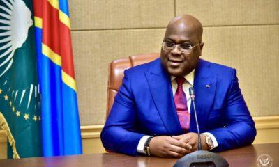 RDC: Félix Antoine Tshisekedi informé par James Mwangi des enjeux de la fusion d'Equity Bank avec la BCDC 64