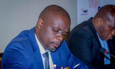 Patrick Onoya : «face à ses trois défis majeurs, l'Union sacrée de la Nation n'a pas droit à l'échec» 18