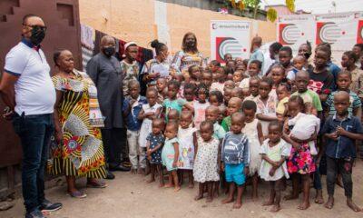 RDC : Afriland First Bank redonne sourire aux orphelins de Kinshasa, Boma et Lubumbashi 19