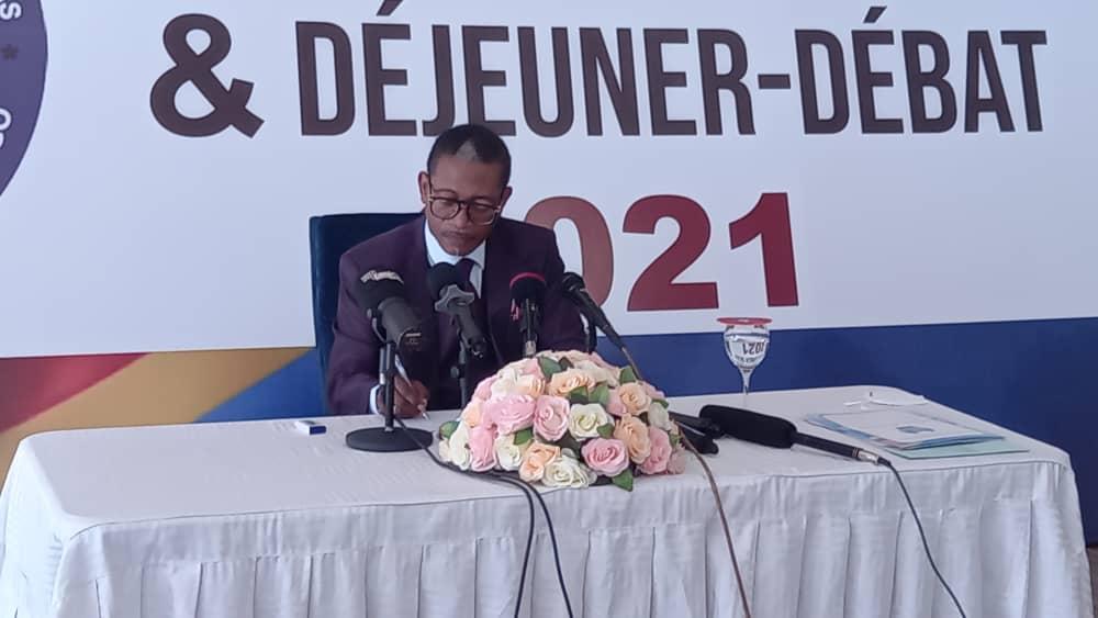 RDC : Jolino Makelele annonce la déconnexion de la TNT des chaînes non en règle avec l'État 1