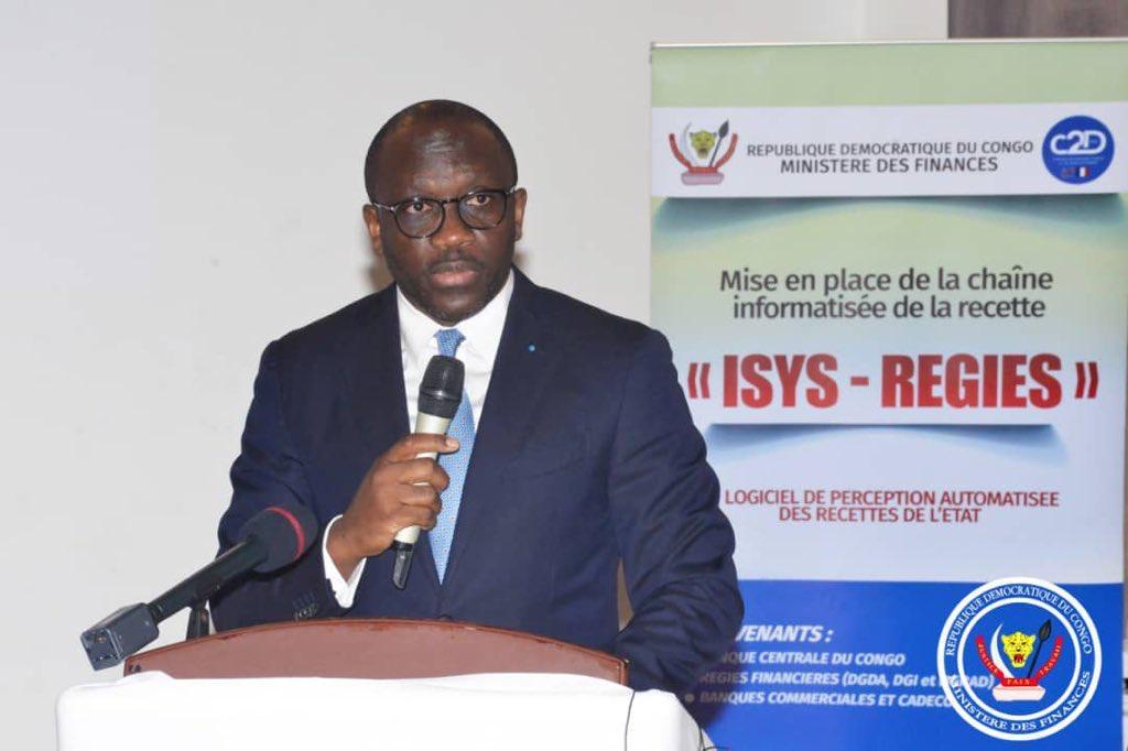 RDC : l'Etat rend obligatoire l'utilisation du logiciel Isys-Régies dans sept provinces 3
