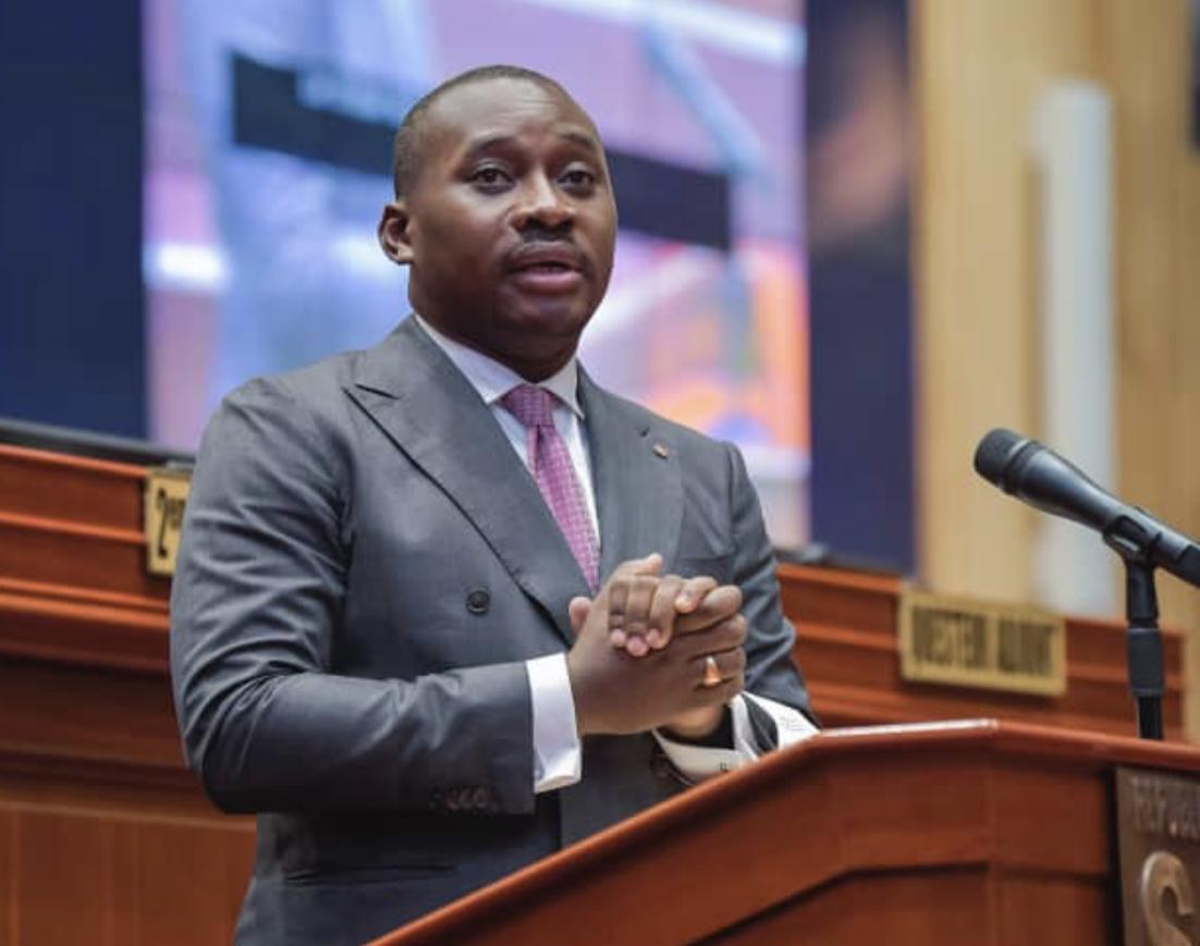 RDC : Guy Loando plébiscité meilleur parlementaire de la présente législature 1