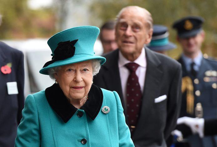 Royaume-Uni : la reine Elizabeth II et son époux vaccinés contre la Covid-19 1