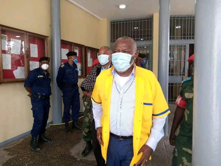 RDC : Human Rights Watch émet de doutes sur les réels motifs des poursuites judiciaires contre Kamerhe 1