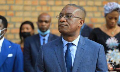 RDC: Guylain Nyembo nommé Directeur de cabinet du Président Tshisekedi 91
