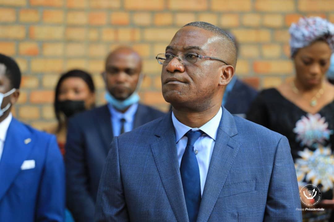RDC: Guylain Nyembo nommé Directeur de cabinet du Président Tshisekedi 1