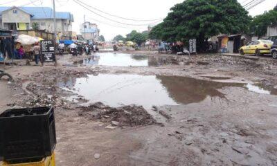 Kinshasa : Gentiny Ngobila envisage de réhabiliter les routes Cecomaf et Ndjoku dans le district de la Tshangu! 1