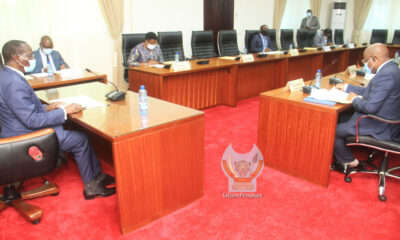 RDC : quatre matières débattues à la réunion du Comité de conjoncture économique du Gouvernement 13