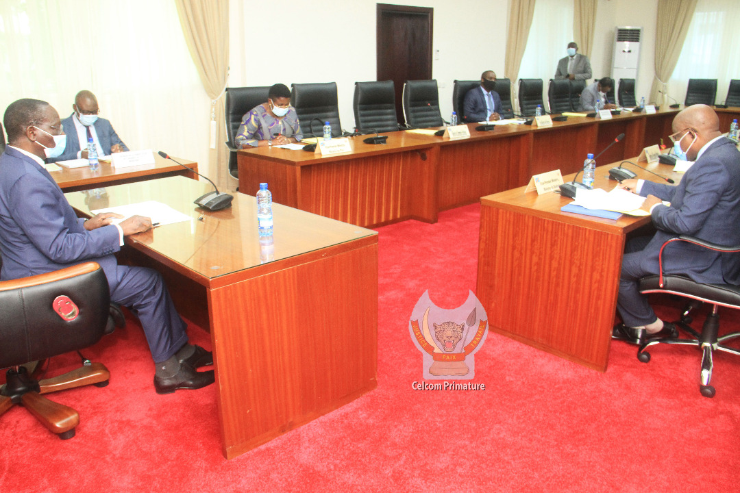 RDC : quatre matières débattues à la réunion du Comité de conjoncture économique du Gouvernement 1