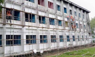 RDC : 1 219,3 milliards de CDF du budget 2021 consacrés à la construction, réfection et réhabilitation d'ouvrages publics 95