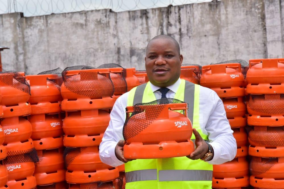 Claude Nyamugabo : « Grâce à la subvention de l'État, SOGAZ a vendu 49 591 kits de gaz domestique en 2020 » 1