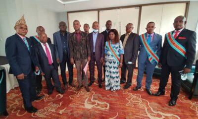 RDC : les élus de la Tshuapa réitèrent leur soutien à Félix-Antoine Tshisekedi et à Guy Loando ! 99