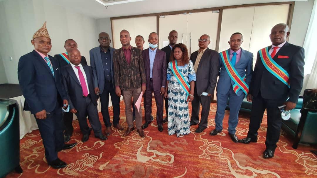 RDC : les élus de la Tshuapa réitèrent leur soutien à Félix-Antoine Tshisekedi et à Guy Loando ! 5