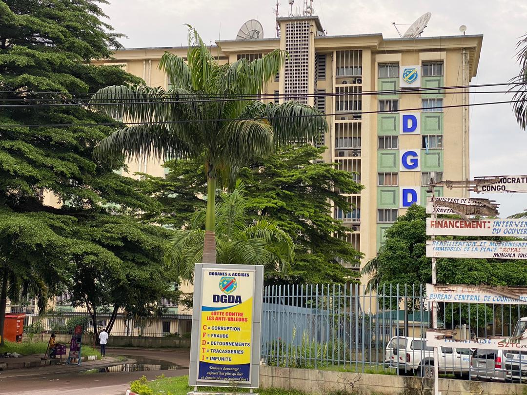 RDC : mise au point de la DGDA sur le constat des pratiques de fraude douanière à l'aéroport de Ndjili 1
