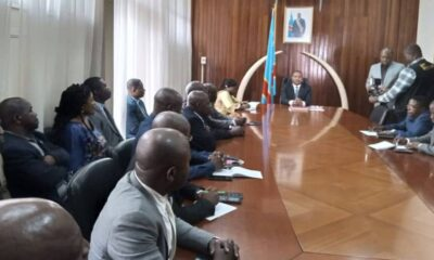RDC: les coordonnateurs provinciaux de l'Environnement s'engagent à maximiser les recettes sectorielles en 2021 54